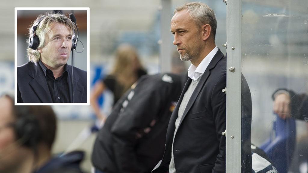 SENDTE SMS: - Er det offside, spurte Lars Bohinen TV 2s MIni.