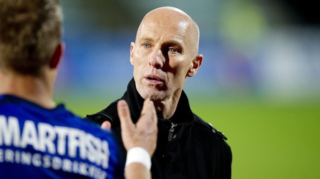 TIL MOLDE? Bob Bradley skal ha vært i samtaler med Molde om å overta jobben som klubbens hovedtrener.