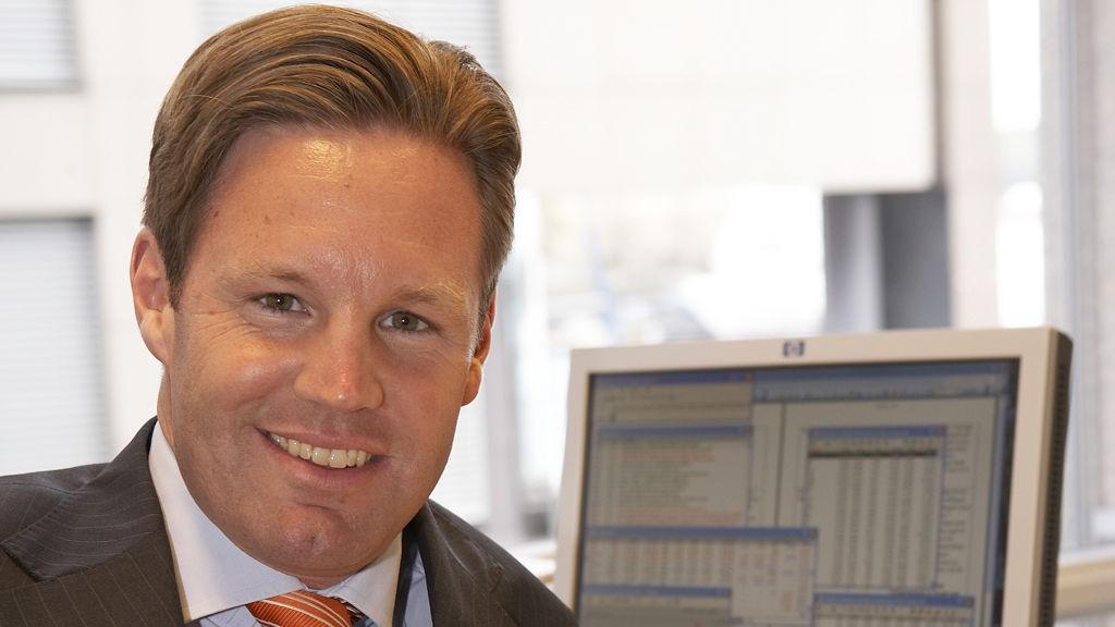 Administrerende direktør i Agasti og Obligo, Jørgen Pleym Ulvness.