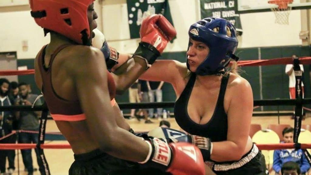 FIGHTER: Brye Anne Russelli er klar for ny kamp.