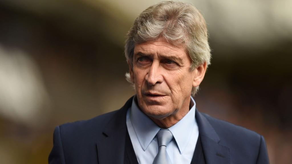 SEIER I CHAMPIONS LEAGUE: City-trener Manuel Pellegrini tror Manchester City vil vinne Champions League. FOTO: NTB scanpix