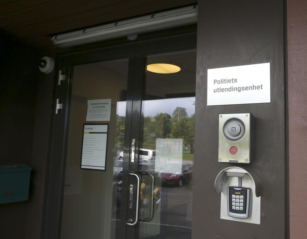Politiets utlendingsenhet holder til i Økernveien 11-13.
