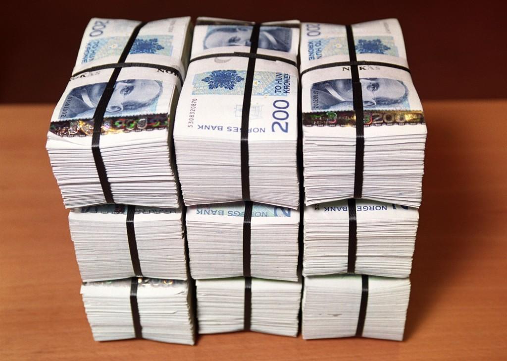 DØMT: En mann er dømt til å betale en bot på 150.000 kroner etter å ha forsøkt å smugle én million kroner i en gyngestol han fraktet med seg på danskebåten. Illustrasjonsfoto: Berit Roald / NTB scanpix