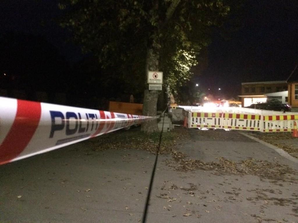 FUNNET DØD: En død person skal være funnet i Bodø. Politiet vil ikke utelukke at det har skjedd noe kriminelt. Foto: Alexander Kjønsø Karlsen (Avisa Nordland)
