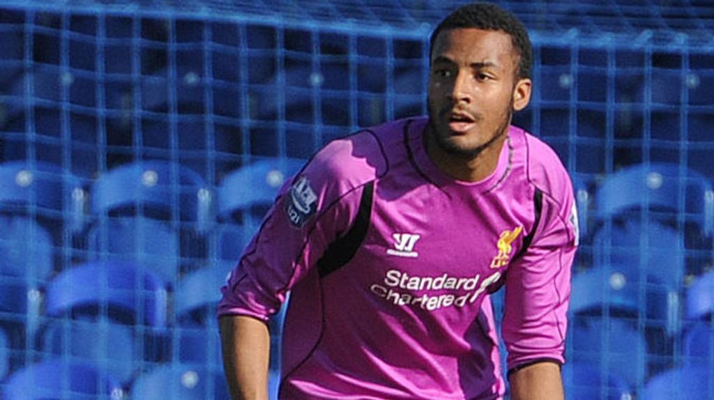 TILBAKE TIL LIVERPOOL: Swindon har valgt å sende Lawrence Vigouroux tilbake til Liverpool.
