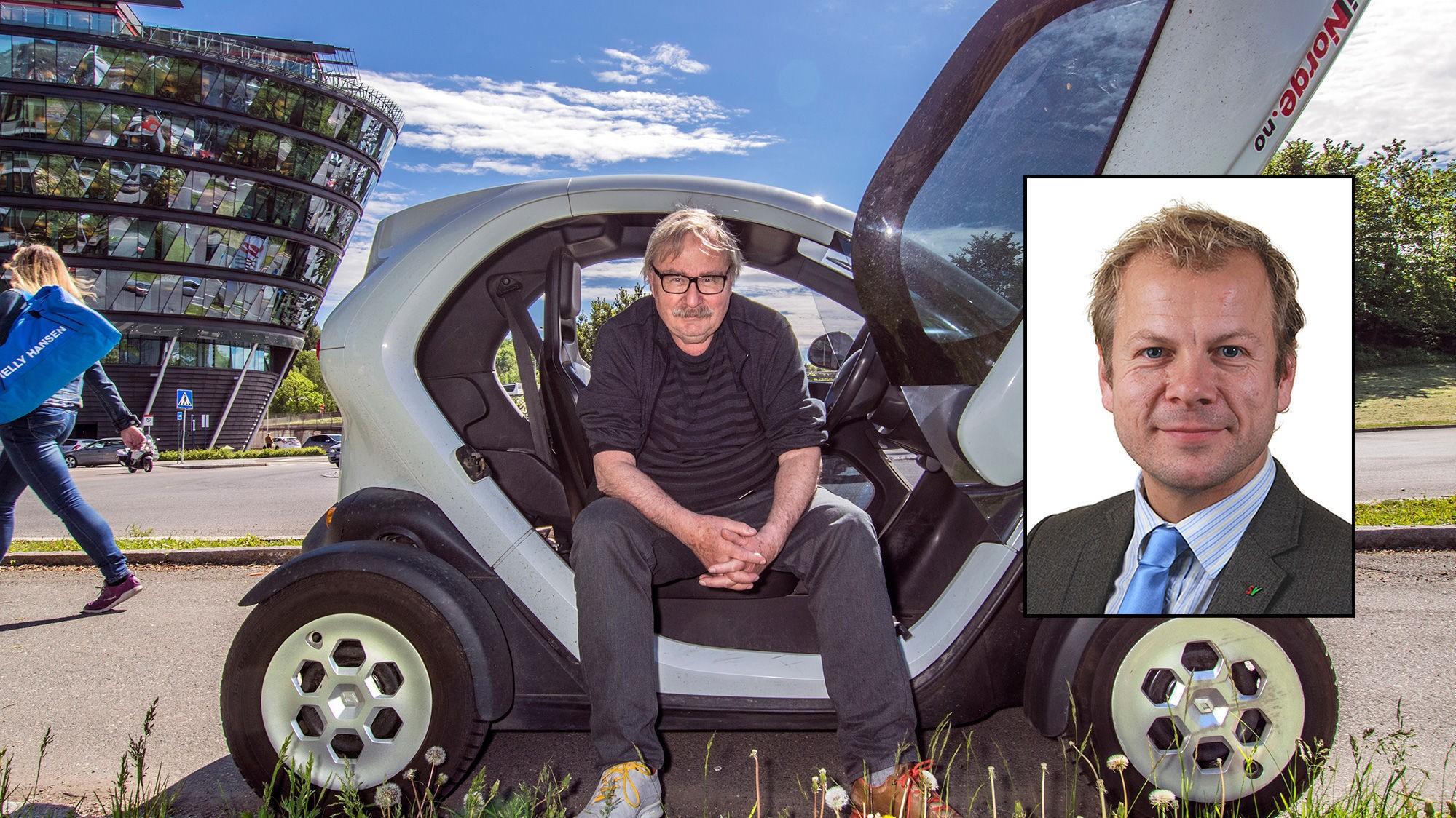 Jon Winding-Sørensen er Norges mest erfarne biljournalist og mener SV ikke har noen troverdighet når de mener dieselsalget må strupes etter VW-skandalen.