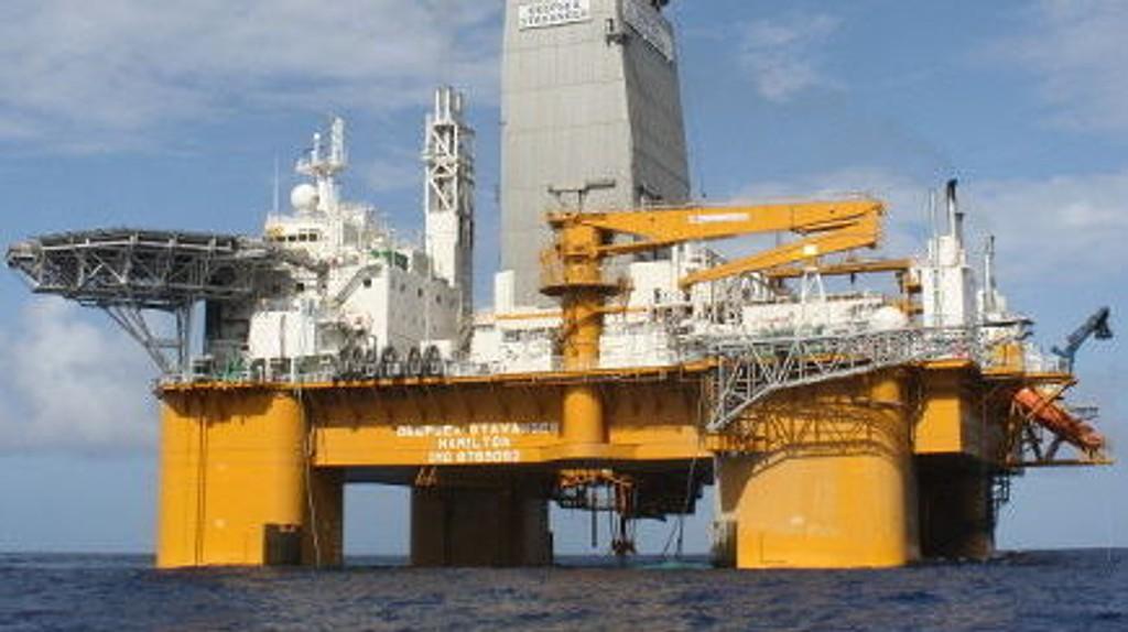 Illustrasjonsfoto: Riggen Deepsea Stavanger til Odfjell Drilling.