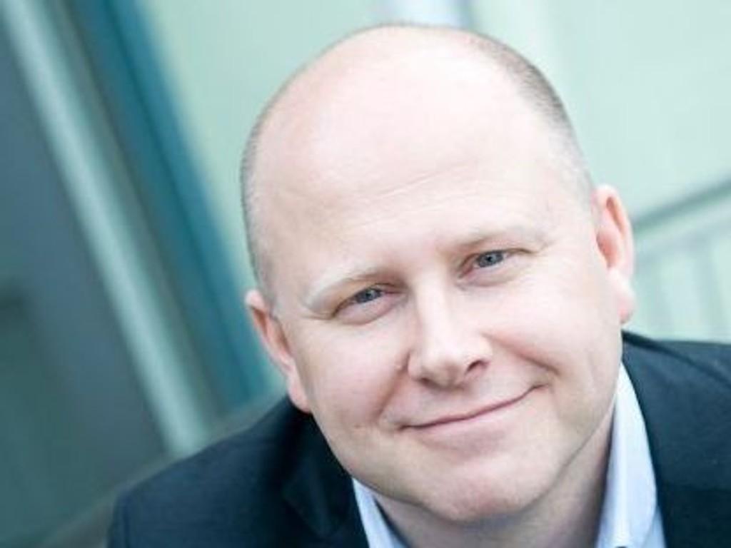 Baard Schumann, administrerende direktør, Selvaag Bolig