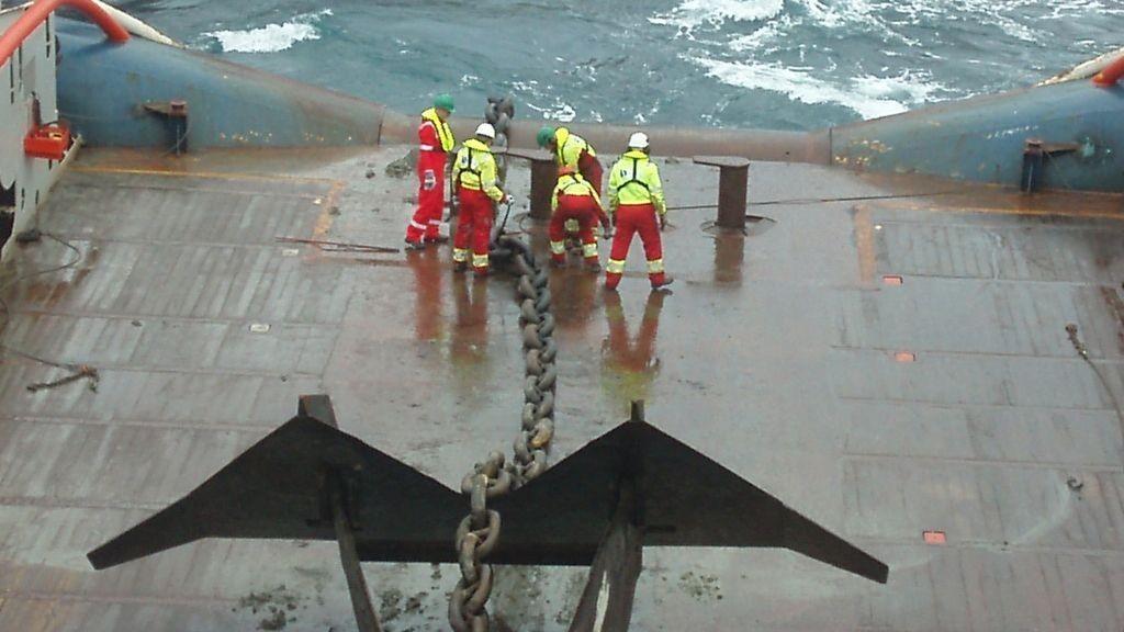 Lavere inntekter for Deep Sea Supply i september.