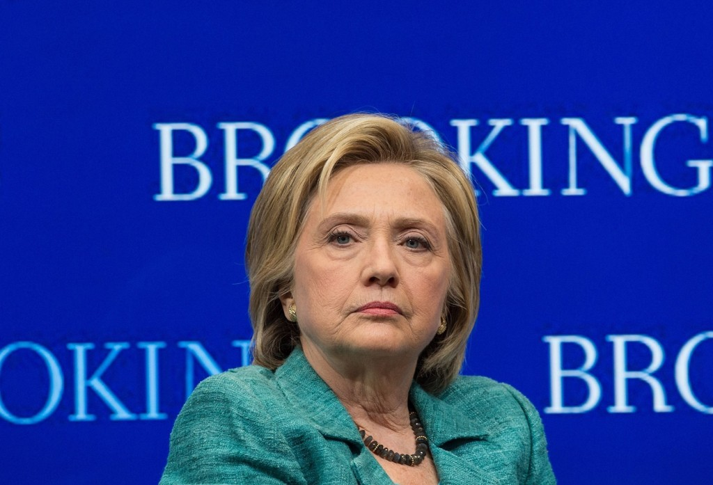 Presidentkandidat Hillary Clinton