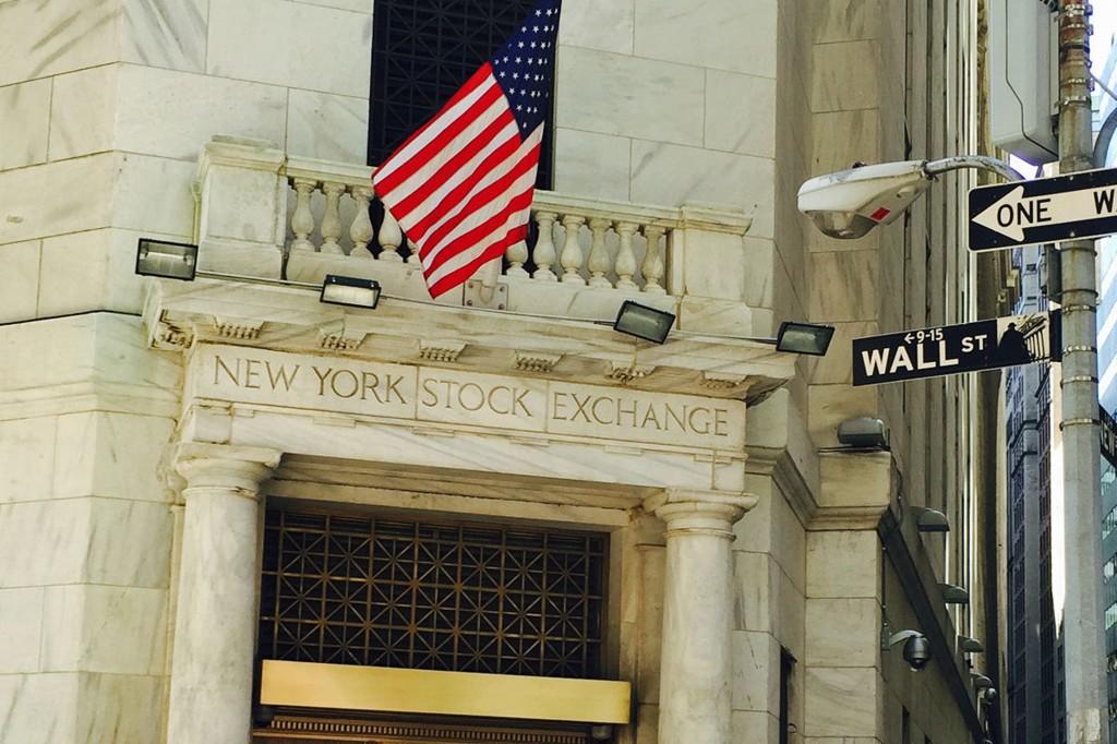 ROLIG DAG på Wall Street torsdag.
