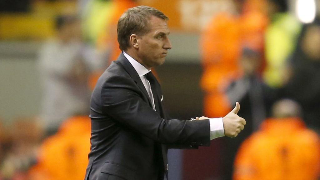 UNDER PRESS: Brendan Rodgers er under hardt press som Liverpool-manager.