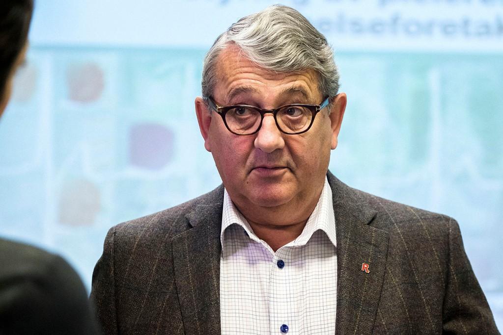 KREVENDE: Riksrevisor og Høyre-politiker Per-Kristian Foss innrømmer at det vare krevende å stå frem som homofil i en alder av 50 år.