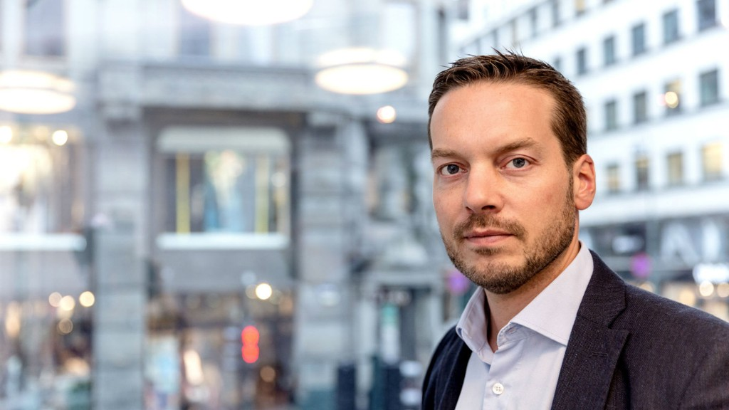 Investeringsøkonom Karl Oscar Strøm i Nordnet