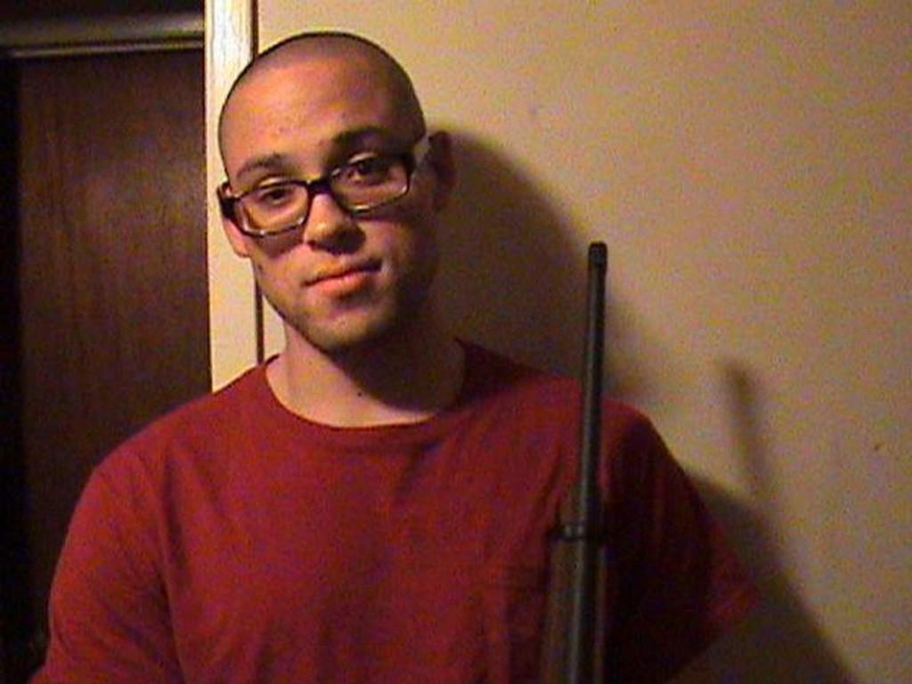 DETTE ER GJERNINGSMANNEN som tok livet av ni mennesker før han selv ble drept i en skuddveksling med politiet.