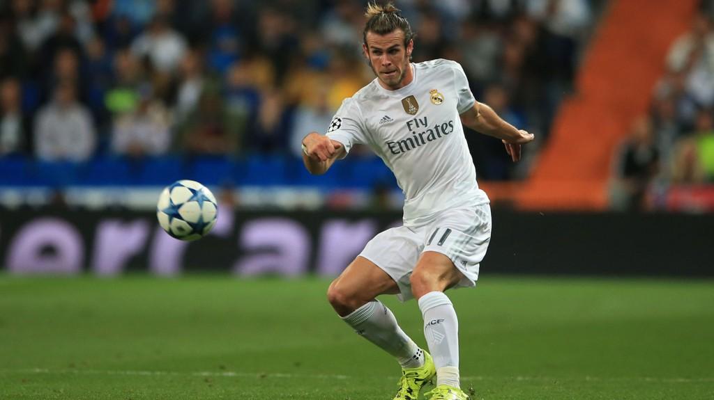 Gareth Bale er friskmeldt til søndagens storkamp i Spania.