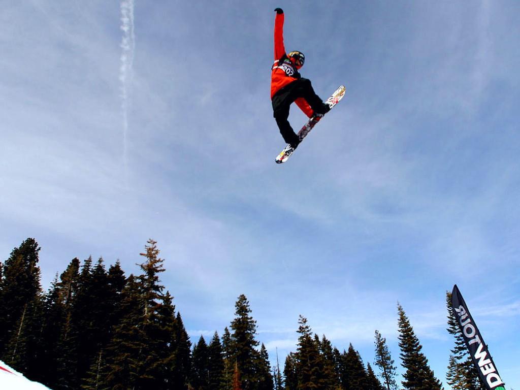 FÅR GJEV PRIS: Andreas Ygre Wiig. Bildet er fra en Dew Tour i California i 2009.
