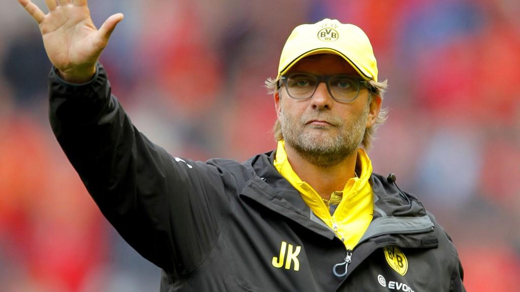 AKTUELL KANDIDAT: Tidligere Dortmund-manager Jürgen Klopp.