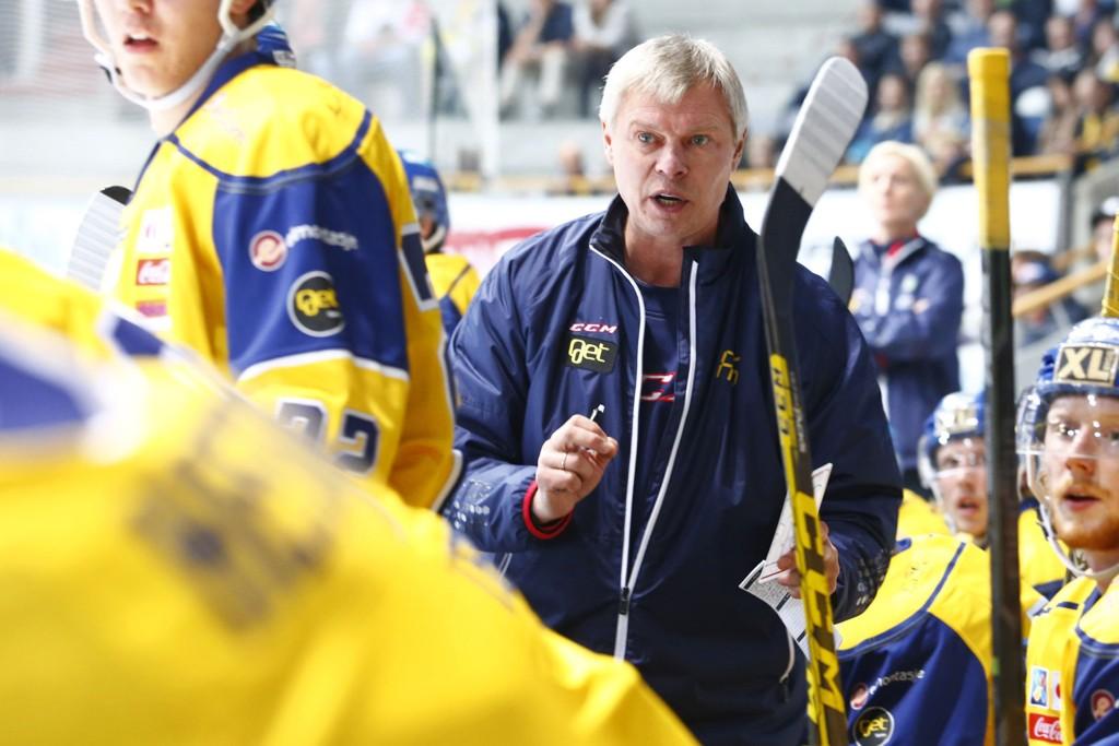 FORMDUPP: Storhamar har ikke hatt resultatene med seg for tiden og tapte i helgen hele 0-5 for Sparta Sarpsborg.