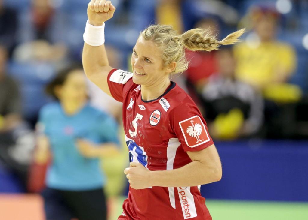 KAN REKKE VM: Profil Ida Alstad.