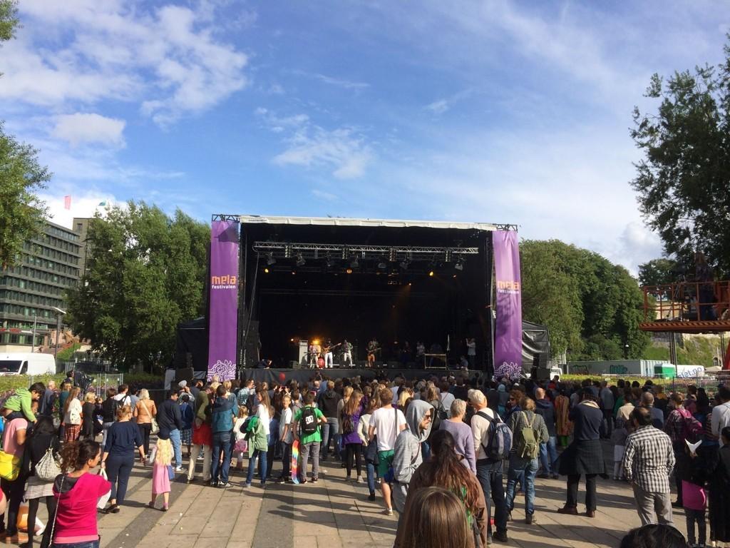 Festivaler som Melafestivalen i Oslo må i framtiden søke støtte fra Norsk kulturråd og dermed konkurrere om midler på lik linje med andre festivaler.