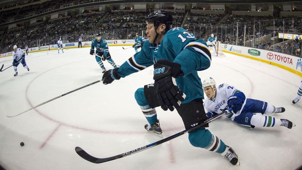 UTESTENGT: Raffi Torres ble utestengt i 41 kamper for grisetaklingen i NHL.