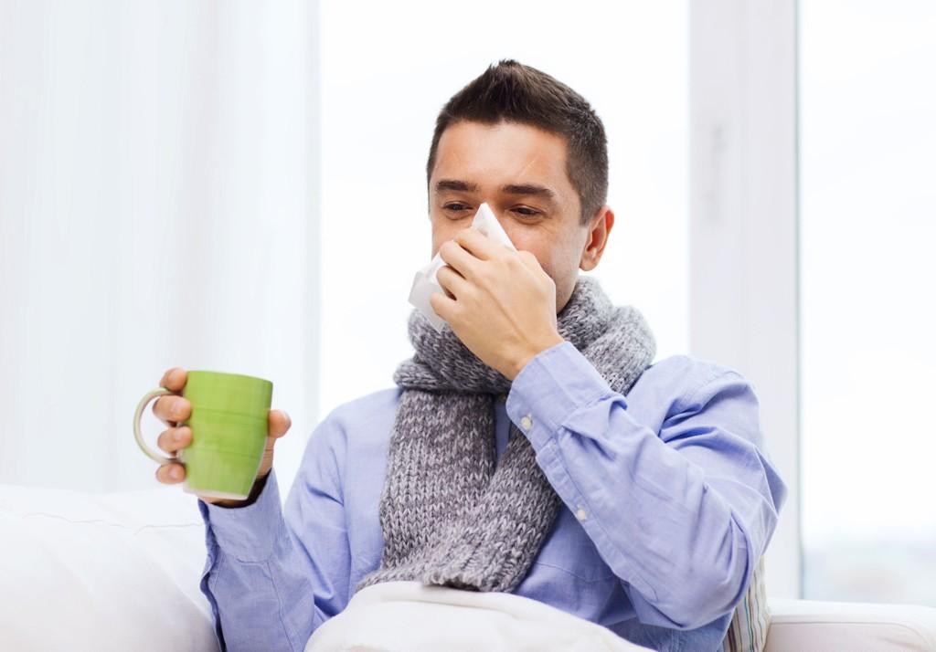 influensa hvor lenge