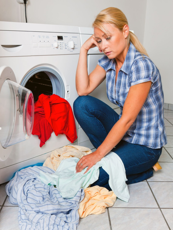 Vond lukt i vaskemaskin