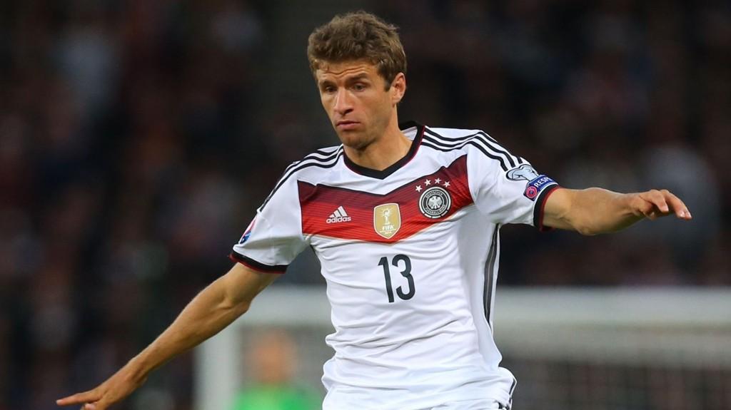 FRISTET: Thomas Müller er fristet til å tjene store penger i Premier League.