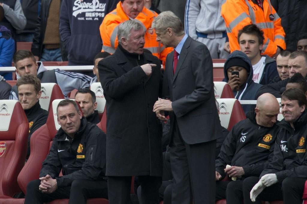KRITISK: Alex Ferguson tror ikke Arsenal vil få det til under Arsene Wenger.