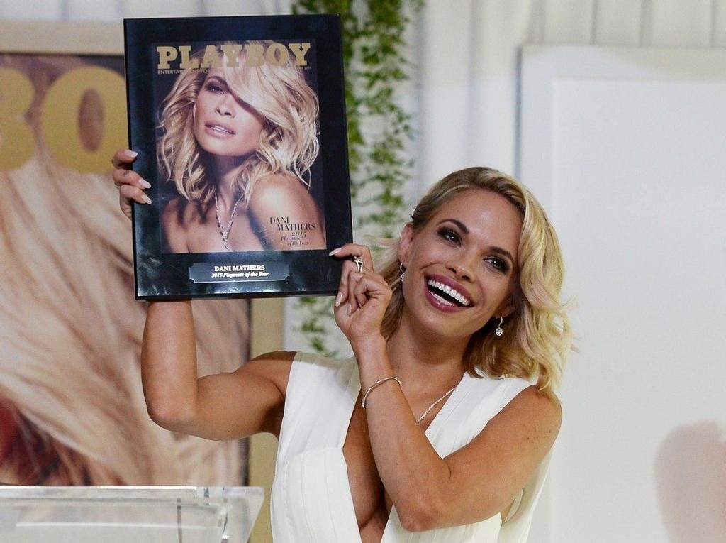 Dani Mathers ble årets Playmate of the Year, men snart er de nakne damenes æra over i Playboy.