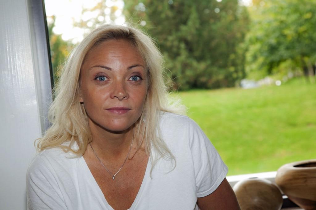 FIKK LIVET SNUDD OPP NED: Helene Remøy blogger om samboeren som begikk selvmord. Foto: Privat