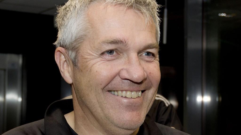 Rosenborg-trener Kåre Ingebrigtsen har god grunn til å smile om dagen.