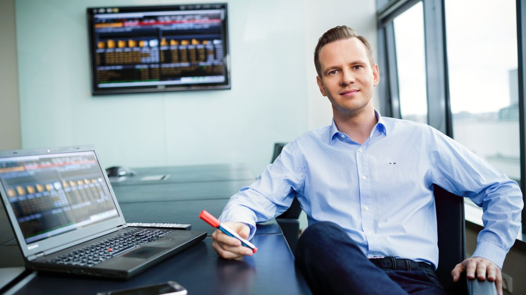 Investeringsdirektør Stig Myrseth i Dovre Forvaltning.