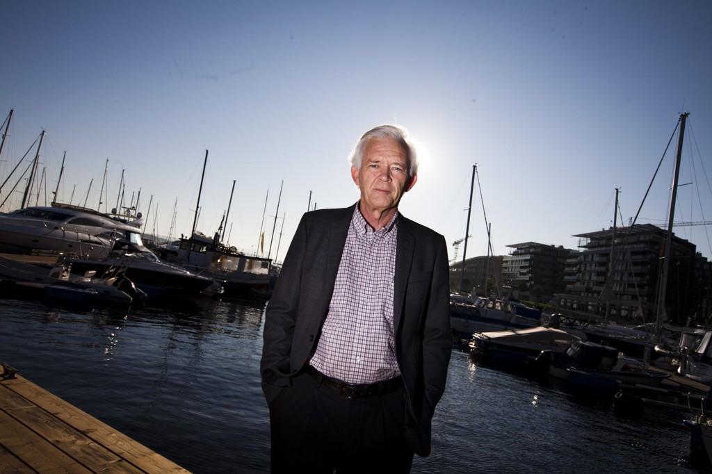 Økokrim har siktet Arne Smedal, (bildet) gründeren av Sevan Marine og Sevan Drilling.