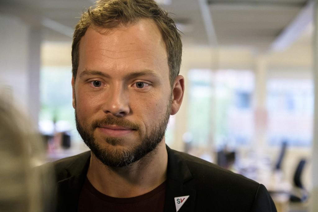 SV-leder Audun Lysbakken tror det kan ha snudd for partiet.