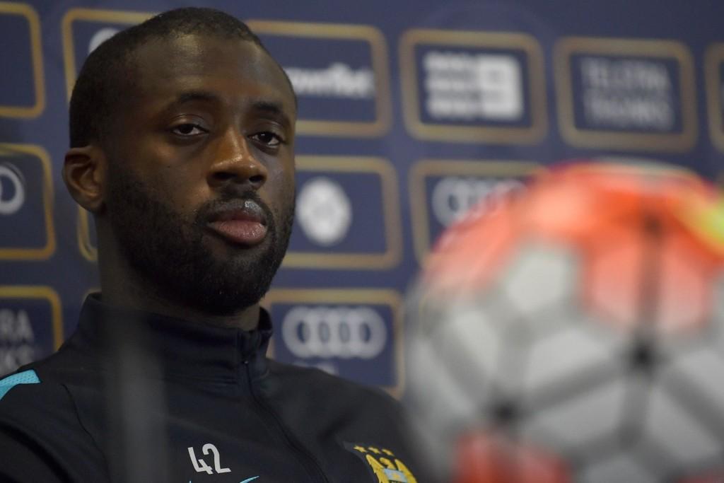 IKKE FORNØYD: Yaya Touré forteller at han ikke trives med tingenes tilstand.