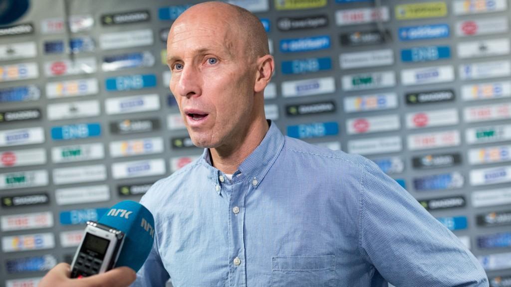 TIL FRANKRIKE: Stabæks trener Bob Bradley kobles til Le Havre.