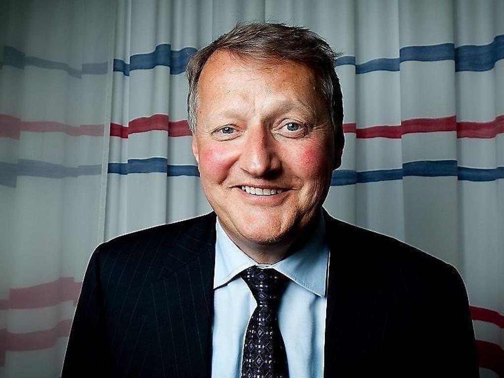 - Dette er et av de beste kvartalsresultatene noensinne, sier DNB-sjef Rune Bjerke.