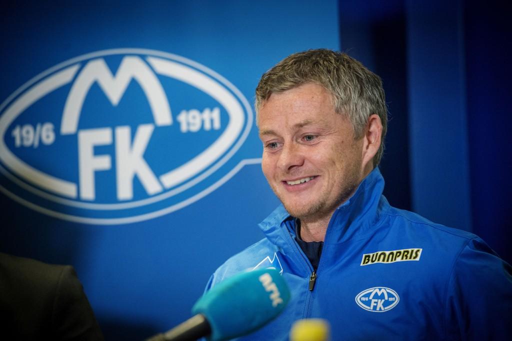 TILBAKE I MANESJEN: Ole Gunnar Solskjær er tilbake der eventyret begynte som manager: Molde.