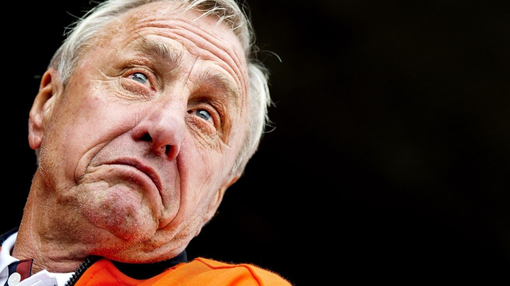 Nederlands fotballegende Johan Cruyff er diagnostisert med lungekreft.