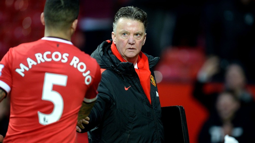 SKAL HANDLE? Manchester United-manager Louis van Gaal kobles til en overgang for Aymeric Laporte.