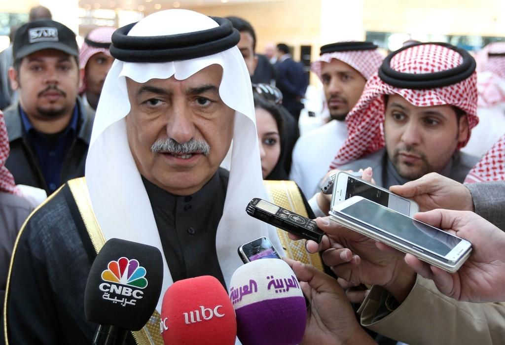 SAUDI-ARABIA: Saudi-Arabias finansminister Ibrahim bin Abdul Aziz al-Assaf har øverste ansvar for å plassere pengene til oljenasjonen.