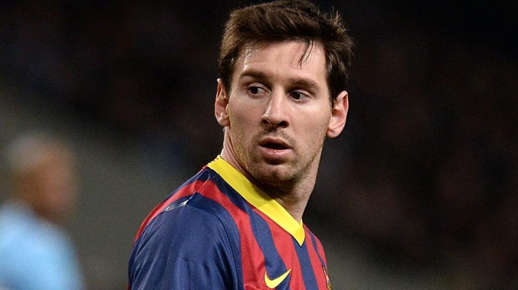 TIL ENGLAND? Lionel Messi skal være ønsket av flere av storklubbene i Premier League.