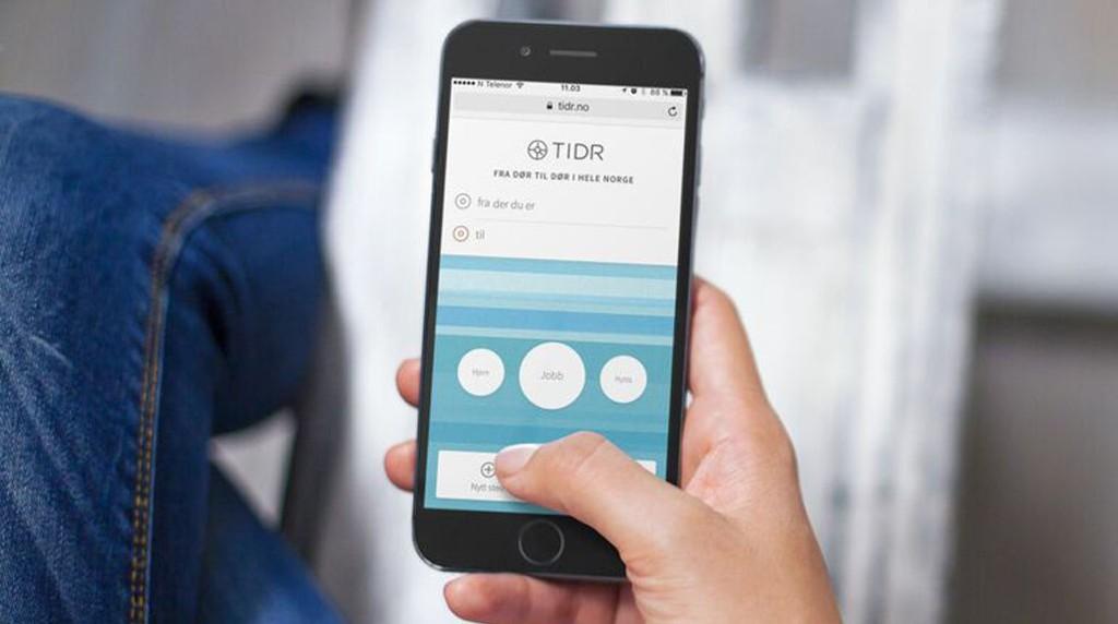 NSB har samlet reisedata for tog, buss, ferge, T-bane og trikk i alle landets fylker i en ny app.