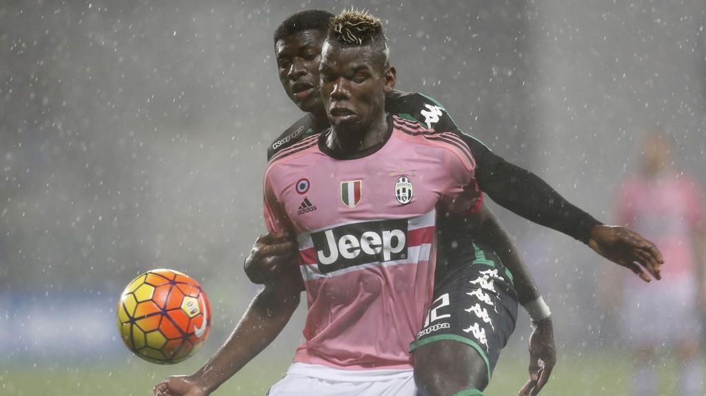 KAN SKIFTE ARBEIDSGIVER: Paul Pogba kan komme til å skifte klubb innen kort tid.