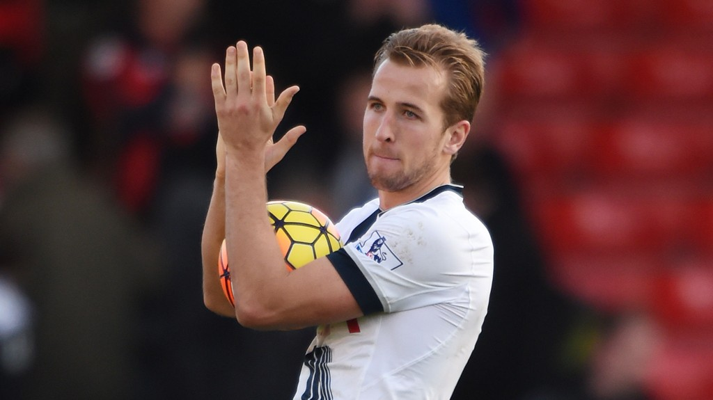ØNSKET: Manchester United ligger langflate etter underskriften til Harry Kane.