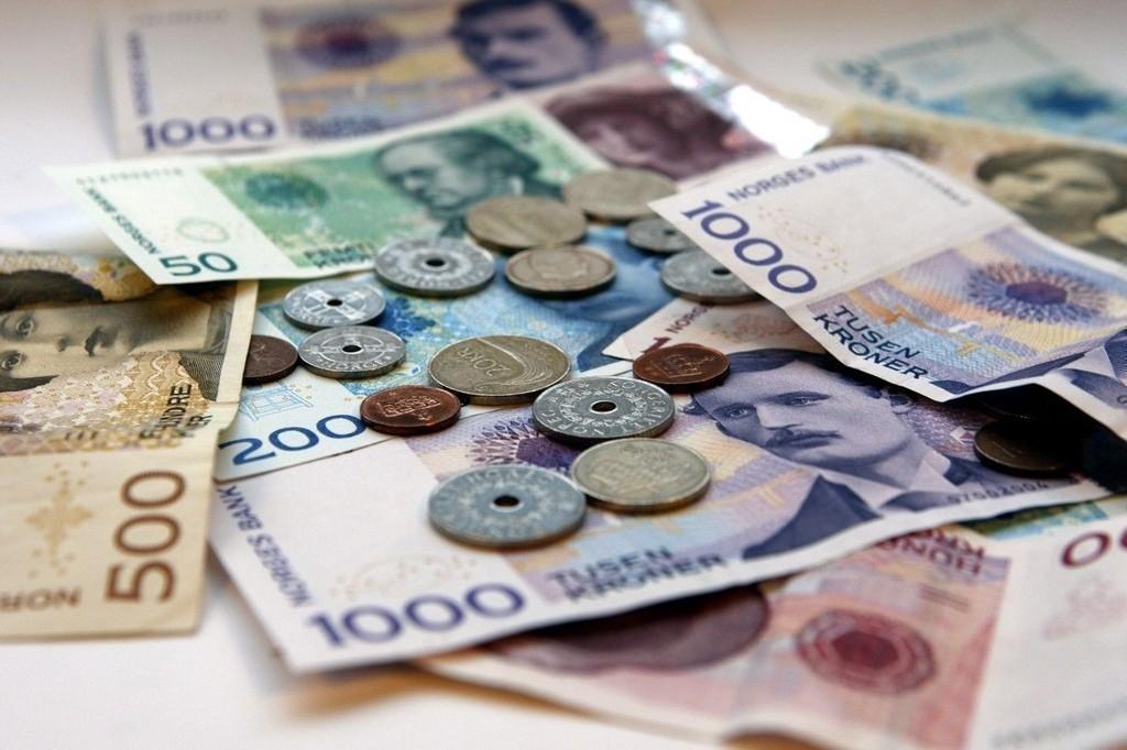 Fra i dag er det ikke mulig å ta ut kontanter over disk i Nordea-filialer.