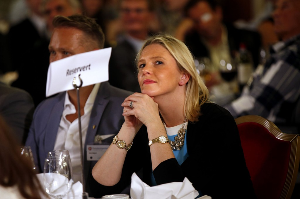 Landbruksminister Sylvi Listhaug (Frp) er glad for lovendringene som trer i kraft i helgen.