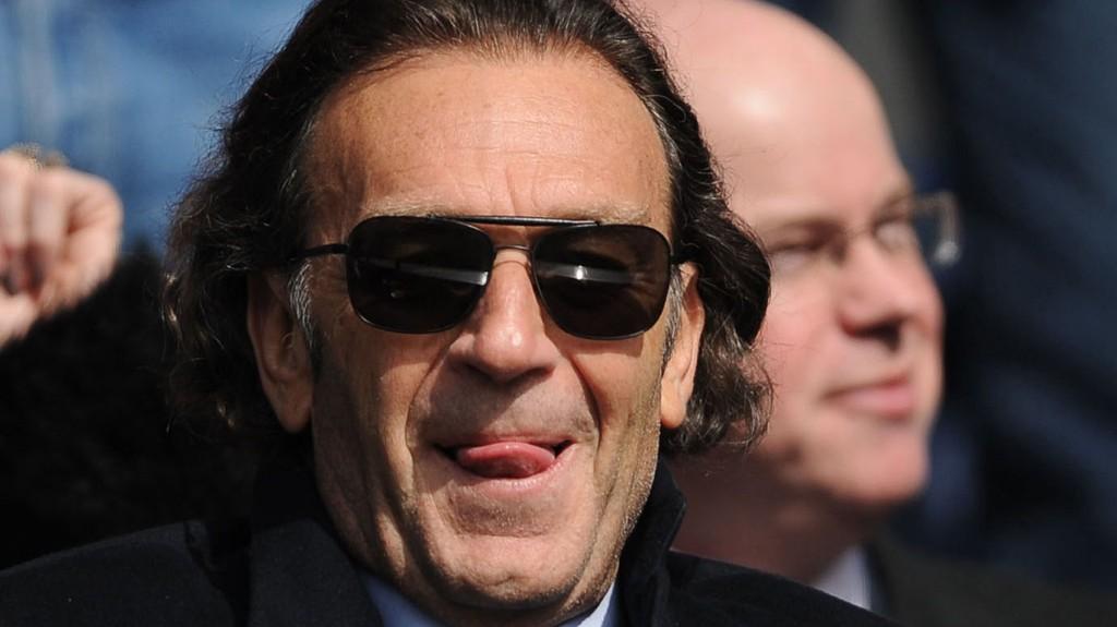 VIL SELGE? Massimo Cellino sier han er villig til å selge Leeds United til fansen.
